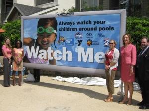 Water Wise billboard